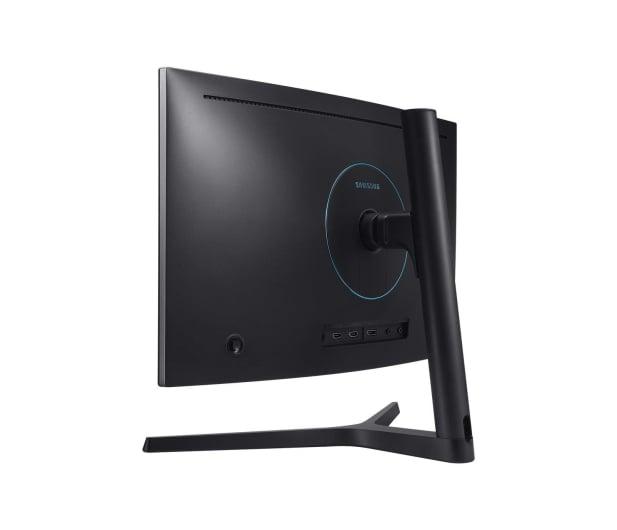 Samsung C24FG73FQUX Curved czarny Quantum Dot - 377021 - zdjęcie 4