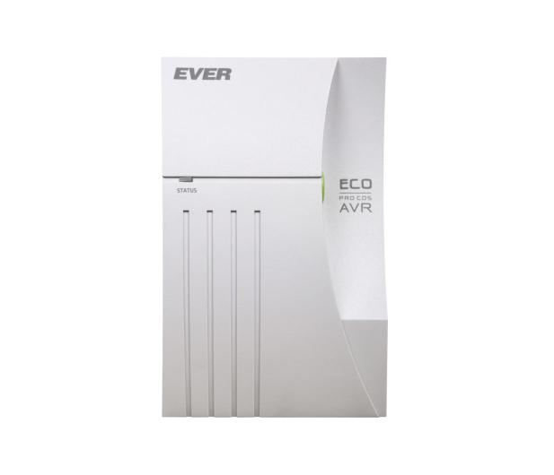 Ever ECO PRO 1000 (1000VA/650W, 2xFR, AVR, CDS) - 377088 - zdjęcie