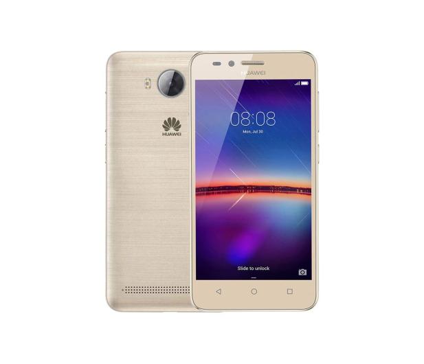 Huawei Y3 II LTE Dual SIM złoty - 311009 - zdjęcie