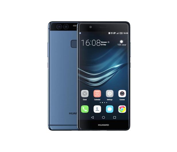 Huawei P9 niebieski - 335555 - zdjęcie