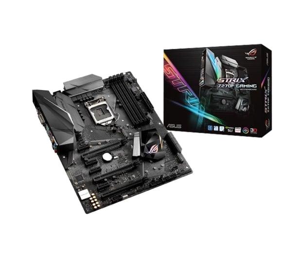 ASUS STRIX Z270F GAMING (DDR4 USB3.1/M.2)  - 341648 - zdjęcie