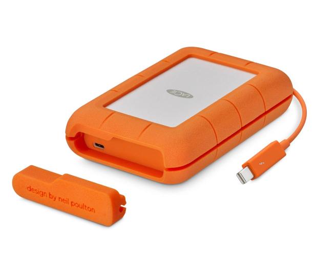 LaCie Rugged 4TB USB-C - 377196 - zdjęcie 2