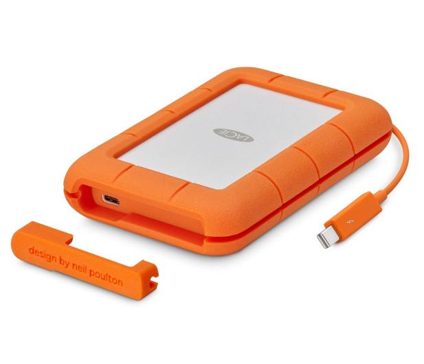 LaCie Rugged SSD 500GB Thunderbolt USB-C - 377198 - zdjęcie 2