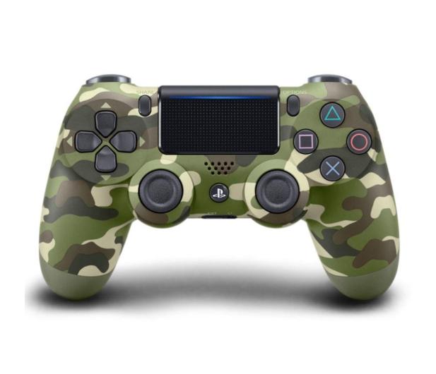 Sony PlayStation 4 DualShock 4 Camo V2 - 372576 - zdjęcie