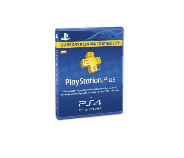 Sony PlayStation Plus 365 dni - 201183 - zdjęcie