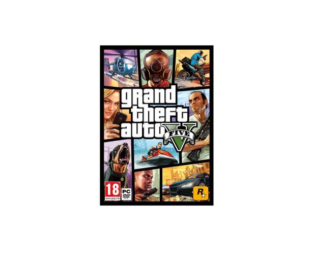 Rockstar Games Grand Theft Auto V (GTA V) - 200786 - zdjęcie