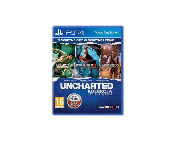 Sony Uncharted: The Nathan Drake Collection - 264043 - zdjęcie