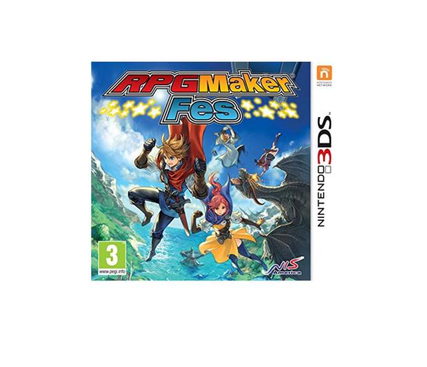 Nintendo RPG MAKER FES - 372574 - zdjęcie