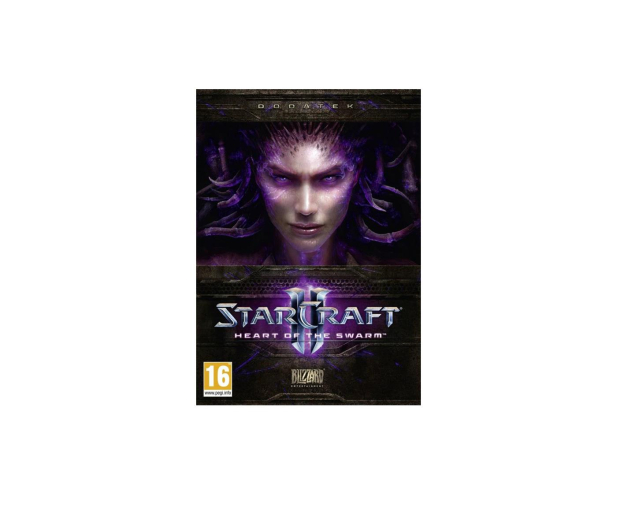 Blizzard Entertainment Starcraft II: Heart of the Swarm - 124745 - zdjęcie