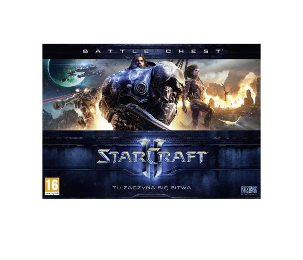 PC STARCRAFT 2 BATTLECHEST (WoL+HoS+LotV) - 337526 - zdjęcie