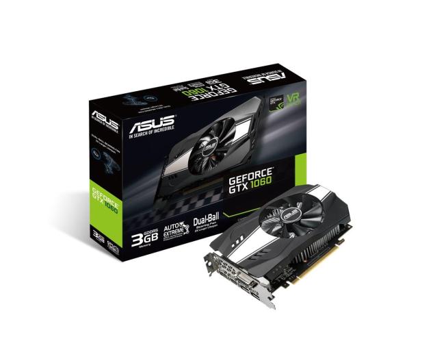 ASUS GeForce GTX 1060 Phoenix 3GB GDDR5 - 372374 - zdjęcie