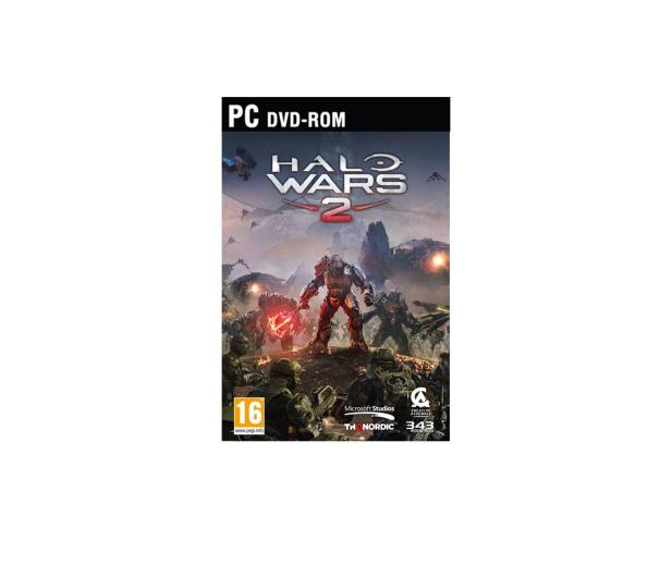 CD Projekt HALO WARS 2 STANDARD EDITION - 351676 - zdjęcie