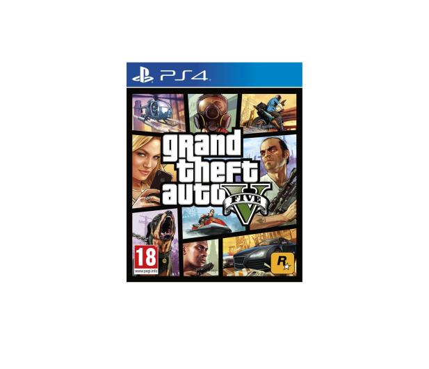 CENEGA Grand Theft Auto V (GTA V) - 200788 - zdjęcie