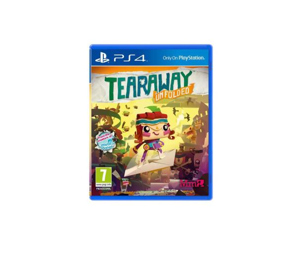 Sony Tearaway Unfolded - 295691 - zdjęcie