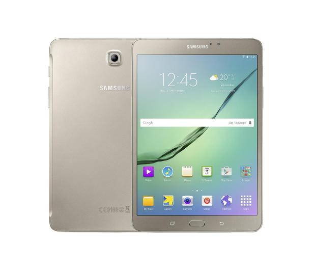Samsung Galaxy Tab S2 8.0 T713 4:3 32GB Wi-Fi złoty  - 307240 - zdjęcie