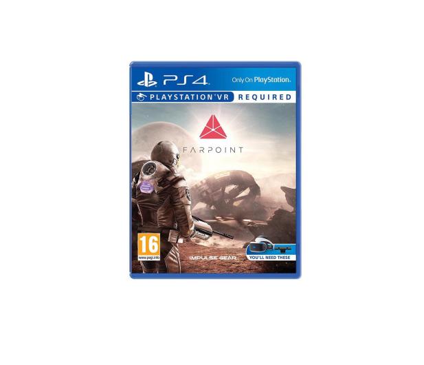 Sony Farpoint PS VR - 365645 - zdjęcie