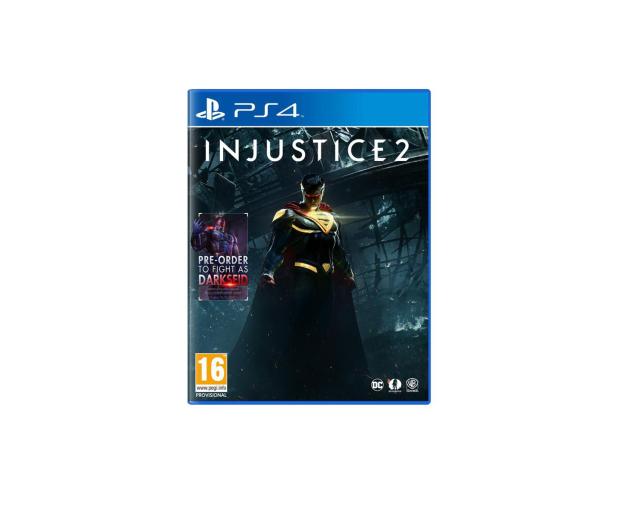 PlayStation Injustice 2 - 364601 - zdjęcie