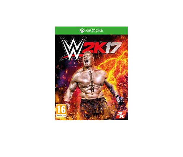 CENEGA WWE 2K17 - 335989 - zdjęcie
