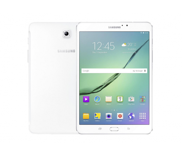 Samsung Galaxy Tab S2 8.0 T713 4:3 32GB Wi-Fi biały - 307237 - zdjęcie