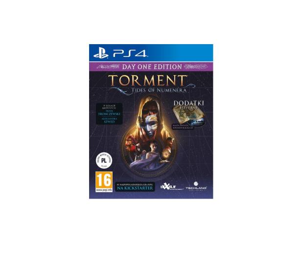 Techland Torment Tides of Numenera Edycja Kolekcjonerska  - 344737 - zdjęcie