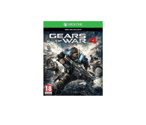 Microsoft Xbox One X 1TB + PUBG + Gears of War 4 - 458472 - zdjęcie 9