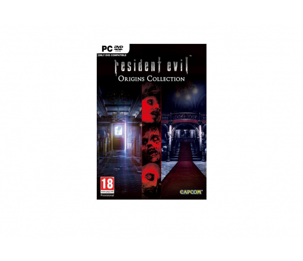 PC Resident Evil Origins Collection - 275127 - zdjęcie