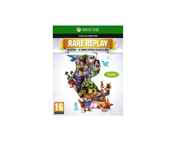 6d55889f587dc1 Microsoft Rare Replay - Gry na Xbox One - Sklep komputerowy - x-kom.pl