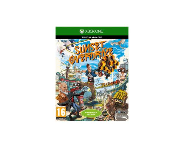 Microsoft Forza 6 + Quantum Break+ Sunset Overdrive - Pakiet - 472842 - zdjęcie 4