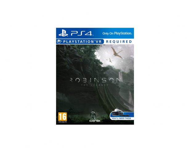 Sony Robinson: The Journey VR - 360513 - zdjęcie