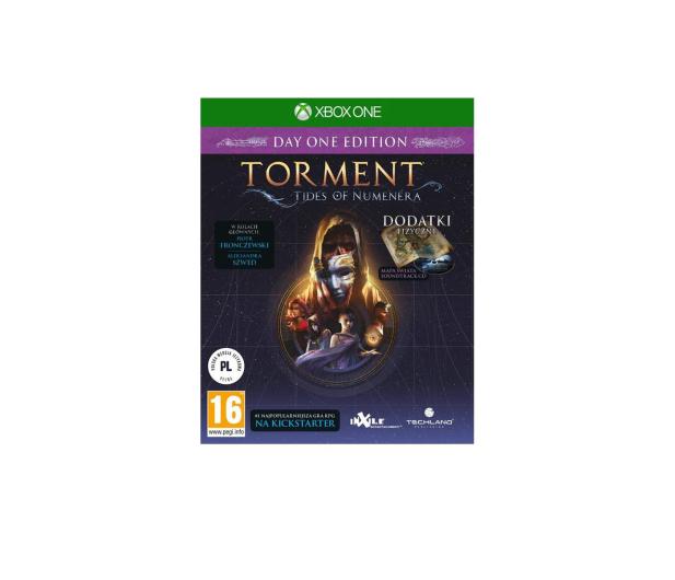 Techland Torment Tides of Numenera Edycja Kolekcjonerska - 344738 - zdjęcie