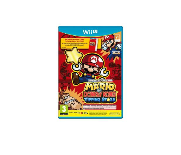 Nintendo Wii U Mario vs Donkey Kong: Tipping Stars - 290014 - zdjęcie