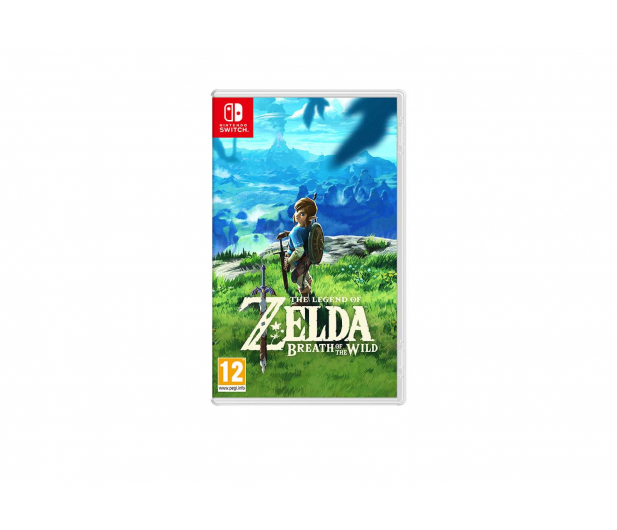 Switch The Legend of Zelda: Breath of the Wild - 345321 - zdjęcie 1
