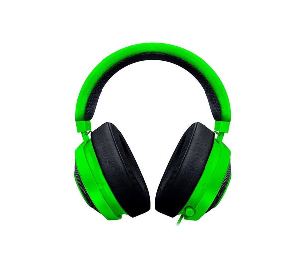 Razer Kraken Pro V2 Oval Green   - 372603 - zdjęcie 2