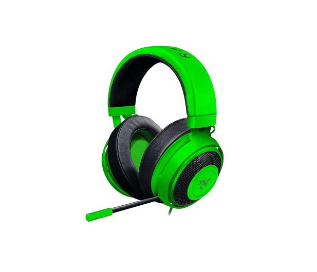Razer Kraken Pro V2 Oval Green   - 372603 - zdjęcie