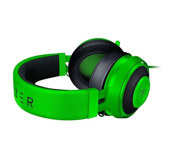Razer Kraken Pro V2 Oval Green   - 372603 - zdjęcie 3