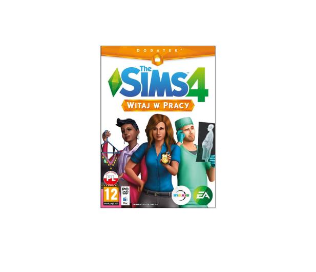 EA The Sims 4: Witaj w Pracy - 235988 - zdjęcie
