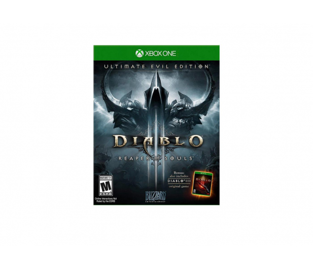 CD Projekt Diablo 3 Ultimate Evil Edition + Reaper of Souls - 206520 - zdjęcie