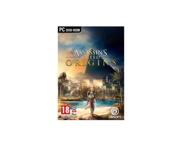 PC ASSASSIN'S CREED ORIGINS  - 371936 - zdjęcie