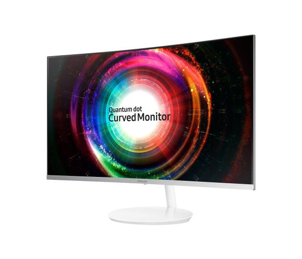 Samsung C32H711QEUX Curved Quantum Dot  - 354645 - zdjęcie 4