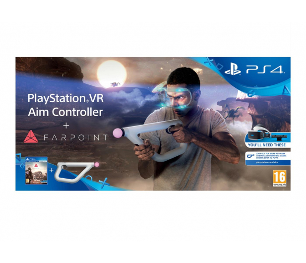 Sony Farpoint + PS VR Aim Controller - 365643 - zdjęcie