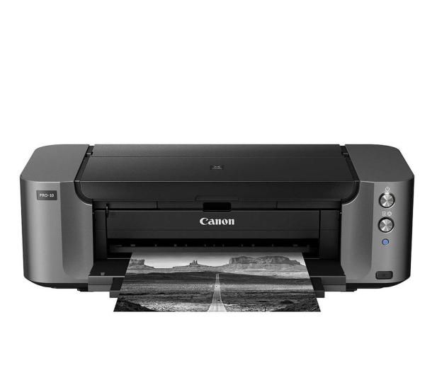 Canon Pixma Pro-10S (A3, WIFI, LAN, druk na CD) - 225391 - zdjęcie