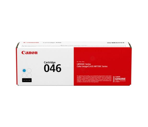 Canon CRG-046 cyan 2300 str.  - 370776 - zdjęcie