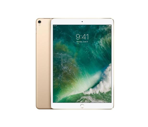 """Apple iPad Pro 10,5"""" 256GB Gold + LTE - 368586 - zdjęcie"""