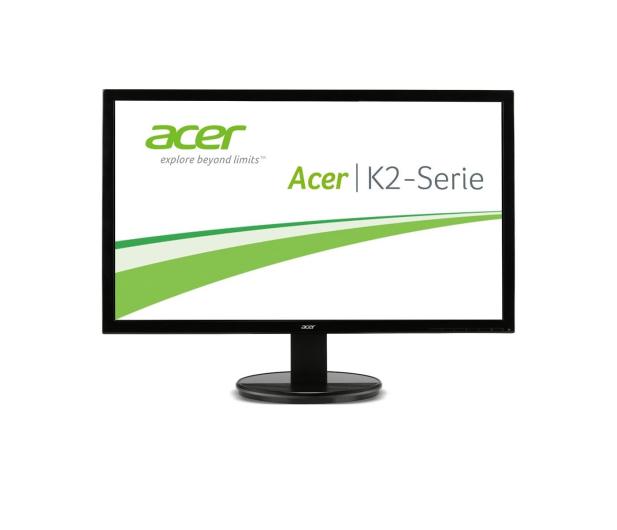 Acer K242HYLBID czarny - 372925 - zdjęcie