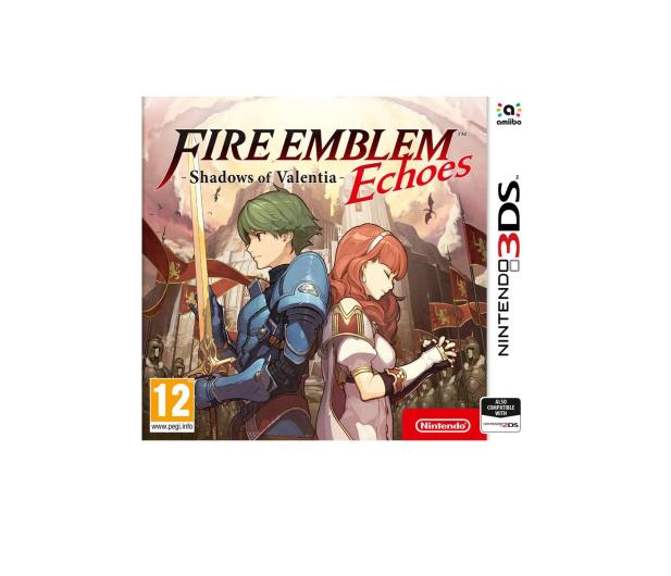 Nintendo 3DS Fire Emblem Echoes: Shadows of Valentia - 364296 - zdjęcie