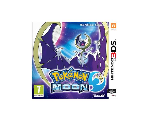 Nintendo 3DS Pokemon Moon - 333511 - zdjęcie