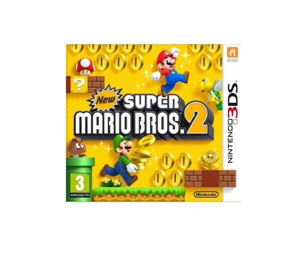 Nintendo 3DS New Super Mario Bros. 2 - 290134 - zdjęcie