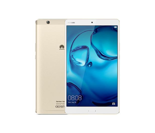 Huawei MediaPad M3 8 LTE Kirin950/4GB/64GB/6.0 złoty - 336749 - zdjęcie