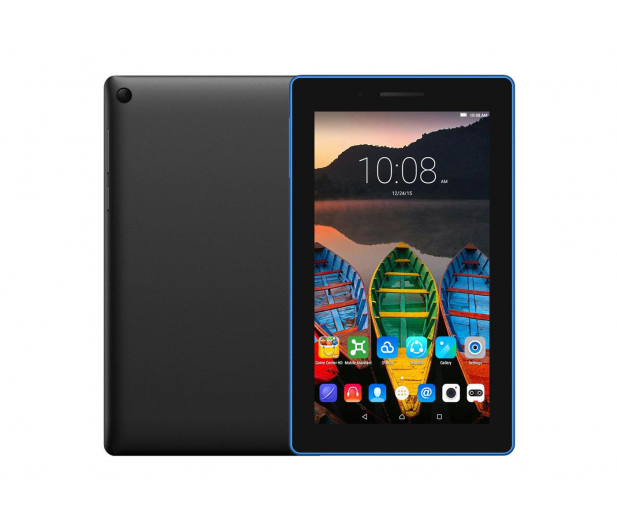 Lenovo TAB3 A7-10F MT8127/1GB/16/Android 5.0 Ebony Black  - 356714 - zdjęcie