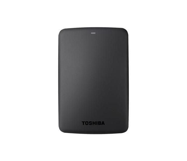 Toshiba 1TB Canvio Basics 2,5'' czarny USB 3.0 - 204828 - zdjęcie